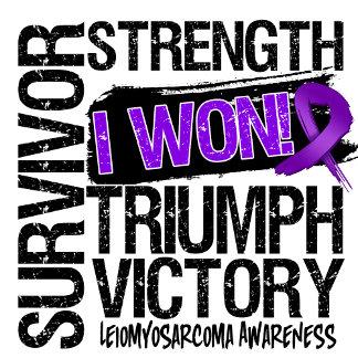 Leiomyosarcoma Cancer Survivor I Won