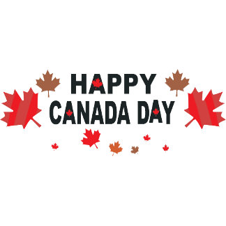 Happy Canada Day T-Shirts