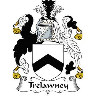 Trelawney Family Crest