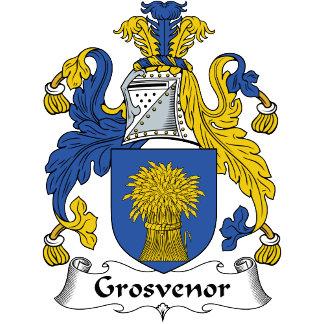 Grosvenor Family Crest / Coat of Arms