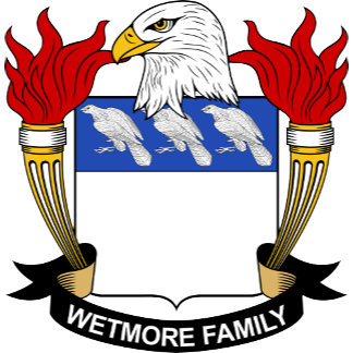 Wetmore Coat of Arms