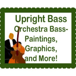 Upright Bass , orchestra bass guitar designs