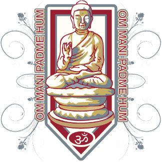 Buddha Om Mani Padma Hum