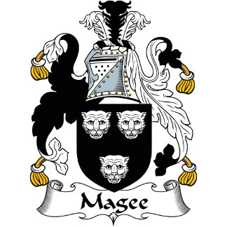 Magee Coat of Arms