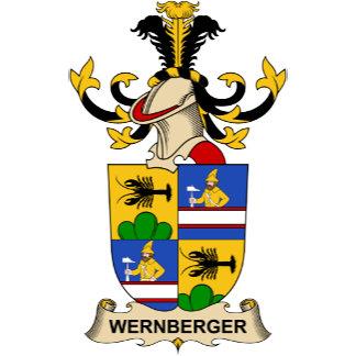 Wernberger Family Crest