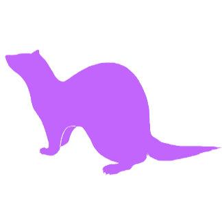Ferret (11)  purple