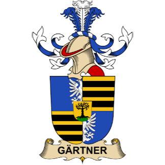 Gärtner Coat of Arms