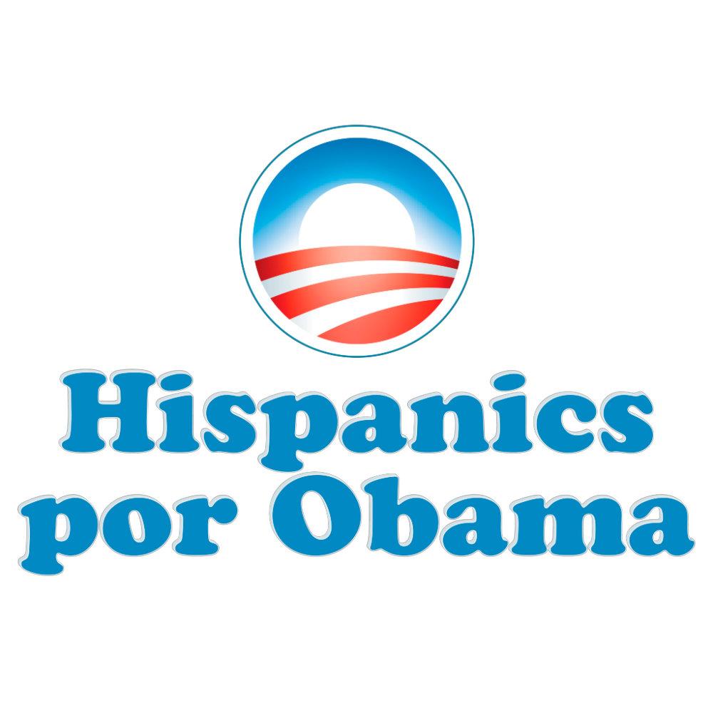 Hispanics por Obama