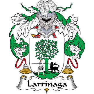Larrinaga Family Crest