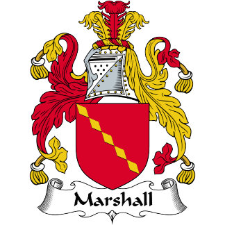 Marshall Family Crest