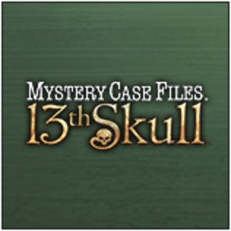 Myster Case Files: 13th Skull