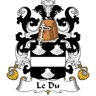 Le Du Family Crest