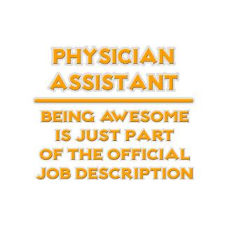 Physician Assistant .. Official Job Description