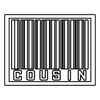 Barcode Cousin