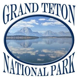 Grand Teton National Park Mountain Reflections