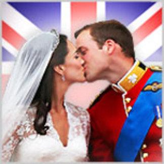 Prince William & Kate Middleton Royal Wedding