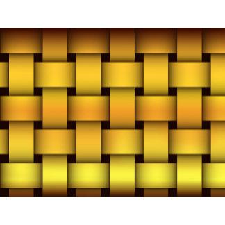 Golden Basket Weave