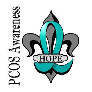Fleur De Lis PCOS Hope