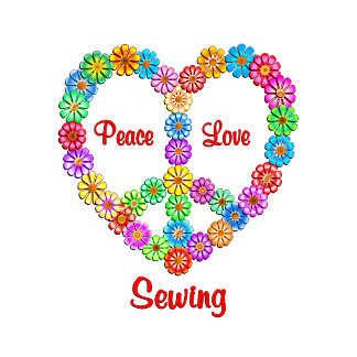 Sewing Peace Love
