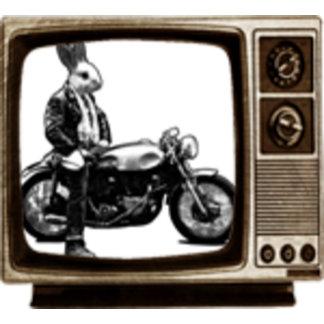 Bunny biker