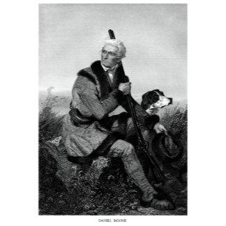 Daniel Boone 1734-1820