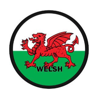 Welsh Roundel quality Flag