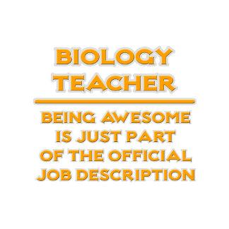 Biology Teacher .. Job Description