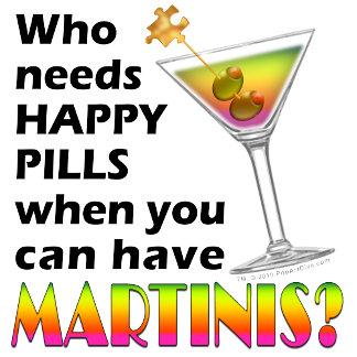 w. MARTINI HAPPY PILLS