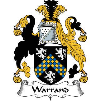Warrand Family Crest