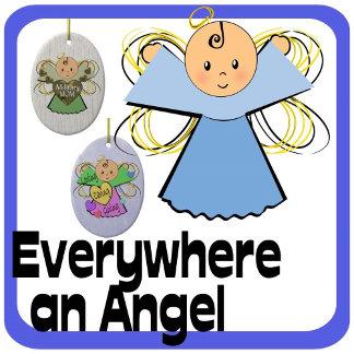 Everywhere an Angel