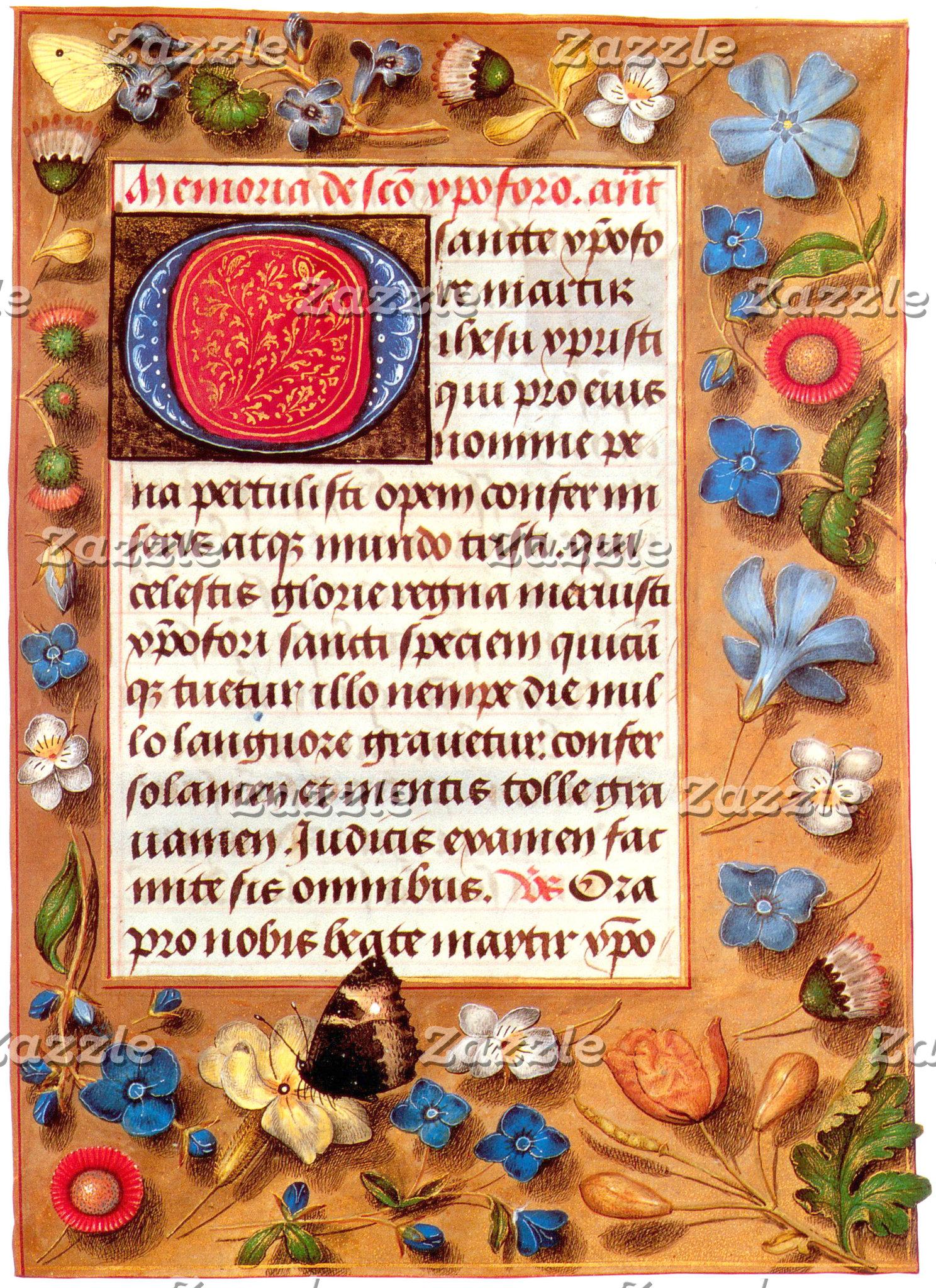 Medieval Manuscript Painting