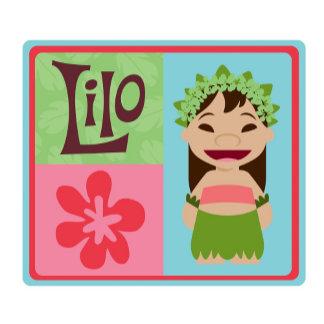 Design of  Lilo & Stitch's Lilo