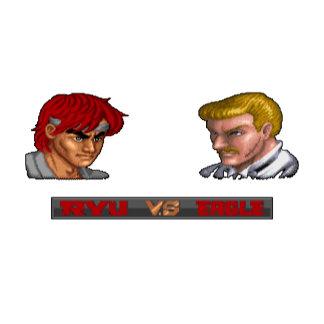 Ryu Vs Eagle