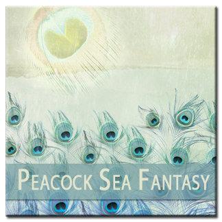 Peacock Sea Fantasy