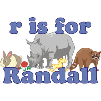R is for Randall