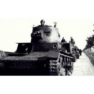 WWII Polish Tanks