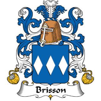 Brisson Family Crest