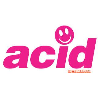 Acid Smiley Face