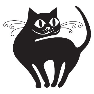 Cats and More Cats - Whimsical Kitties