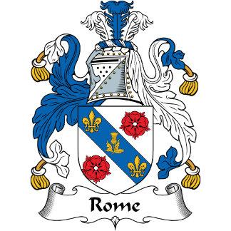 Rome Family Crest