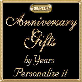 Anniversary Gifts by Years