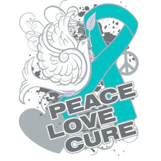 Ovarian Cancer Peace Love Cure