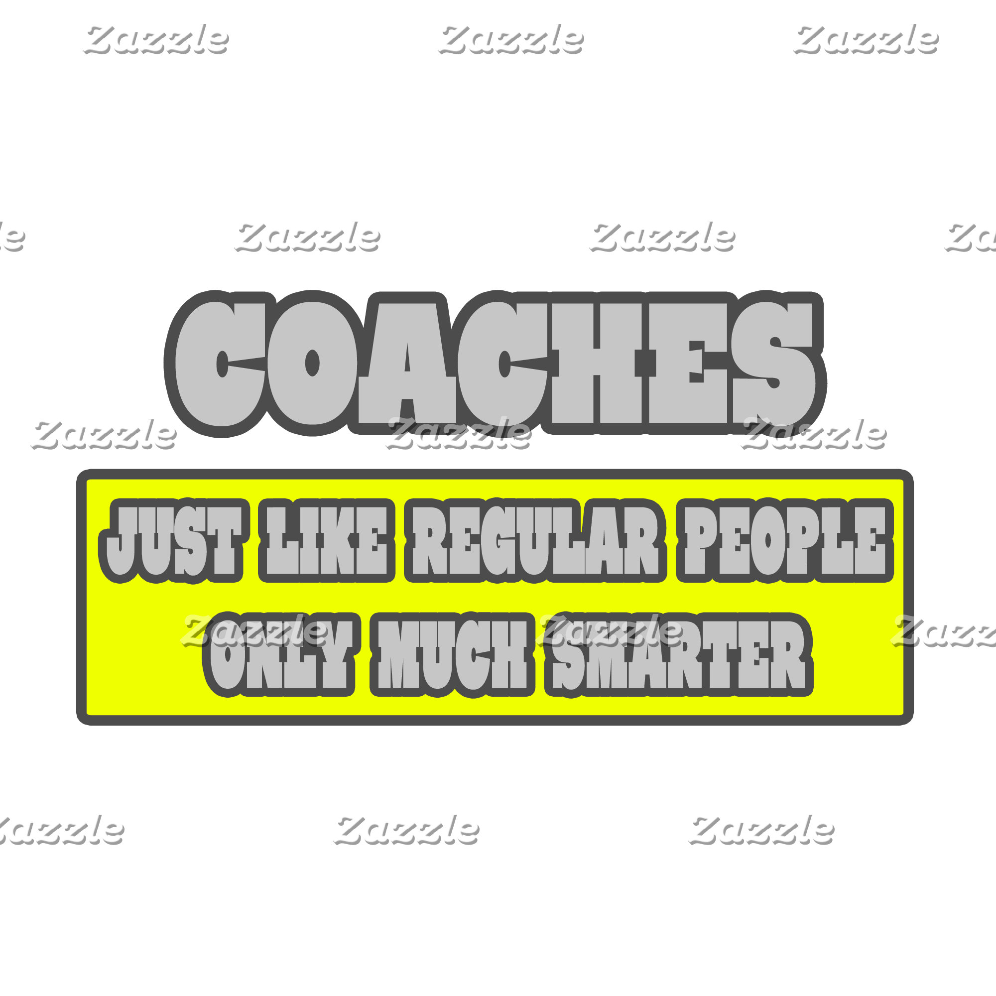 Coaches...Much Smarter
