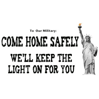 Come home safely