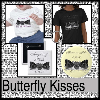 Butterflies Kisses