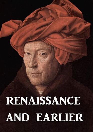 Ancient, Medieval, Renaissance