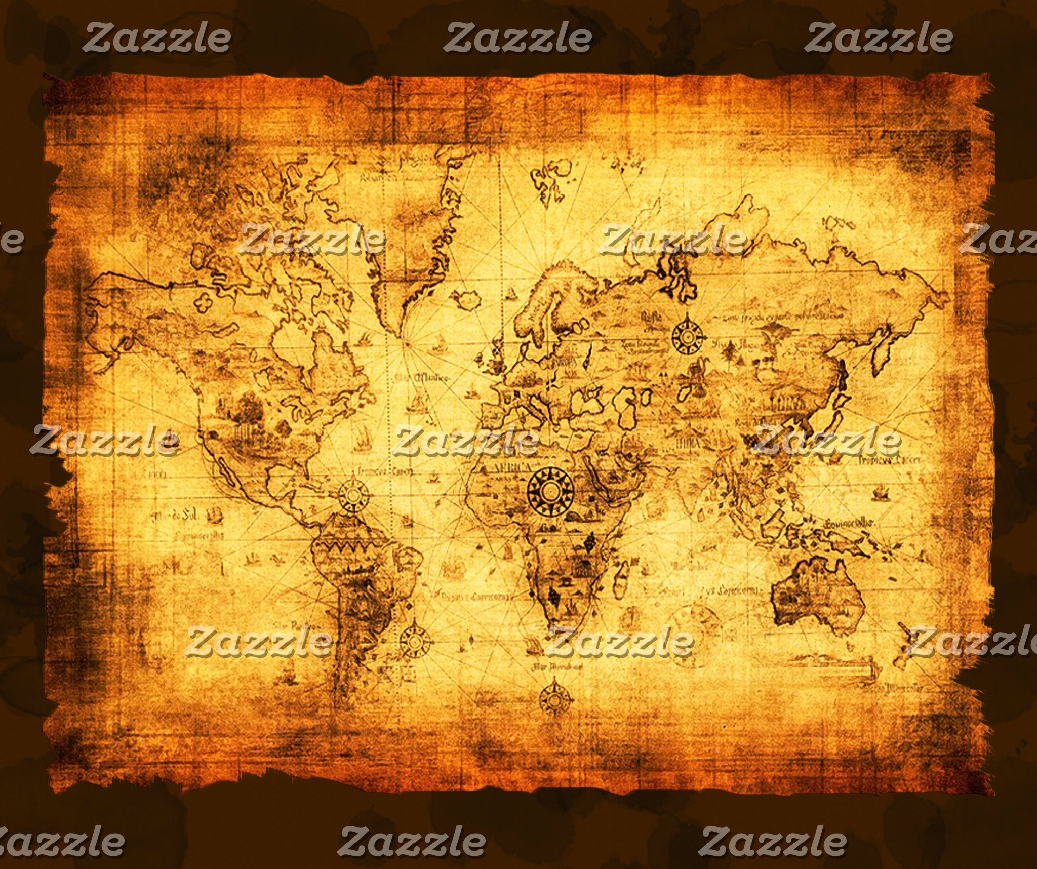 Maps on Wallets