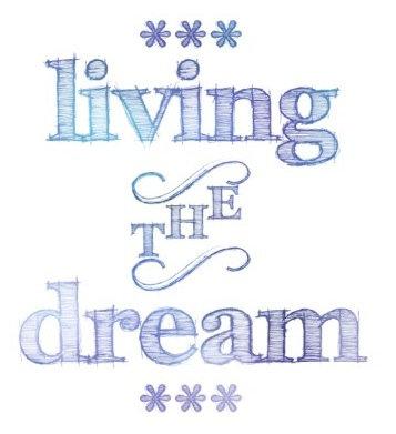 Living The Dream Blue