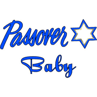 Passover Baby Blue