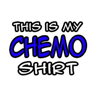 Chemo Shirt (blue)